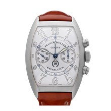 Franck Muller Casablanca Chronograph Limited Edition 40mm Stainless Steel - 8880 C CCBR