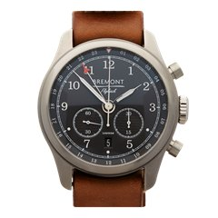 Bremont CodeBreaker Limited Edition Chronograph 43mm Stainless Steel - CodeBreaker