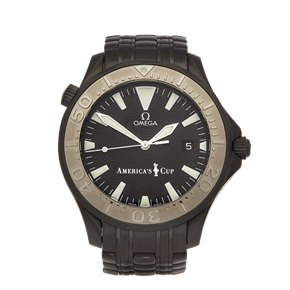 Omega  Dlc Gecoat Roestvrij Staal