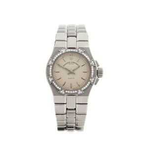 Vacheron Constantin Overseas Diamond Stainless Steel - 16550/423A-8492