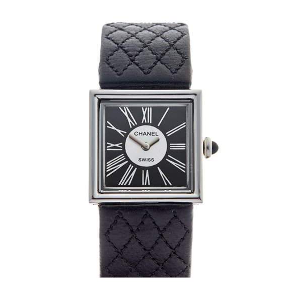Chanel Mademoiselle Platinum - 1989