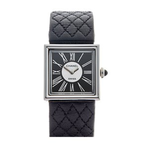 Chanel Mademoiselle 23mm Platinum