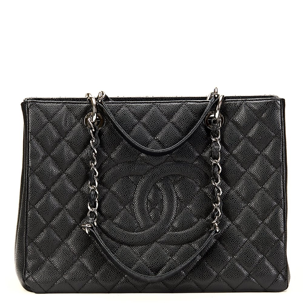 d053b8ed2a38 Chanel Grand Shopping Tote 2012 HB768   Second Hand Handbags   Xupes