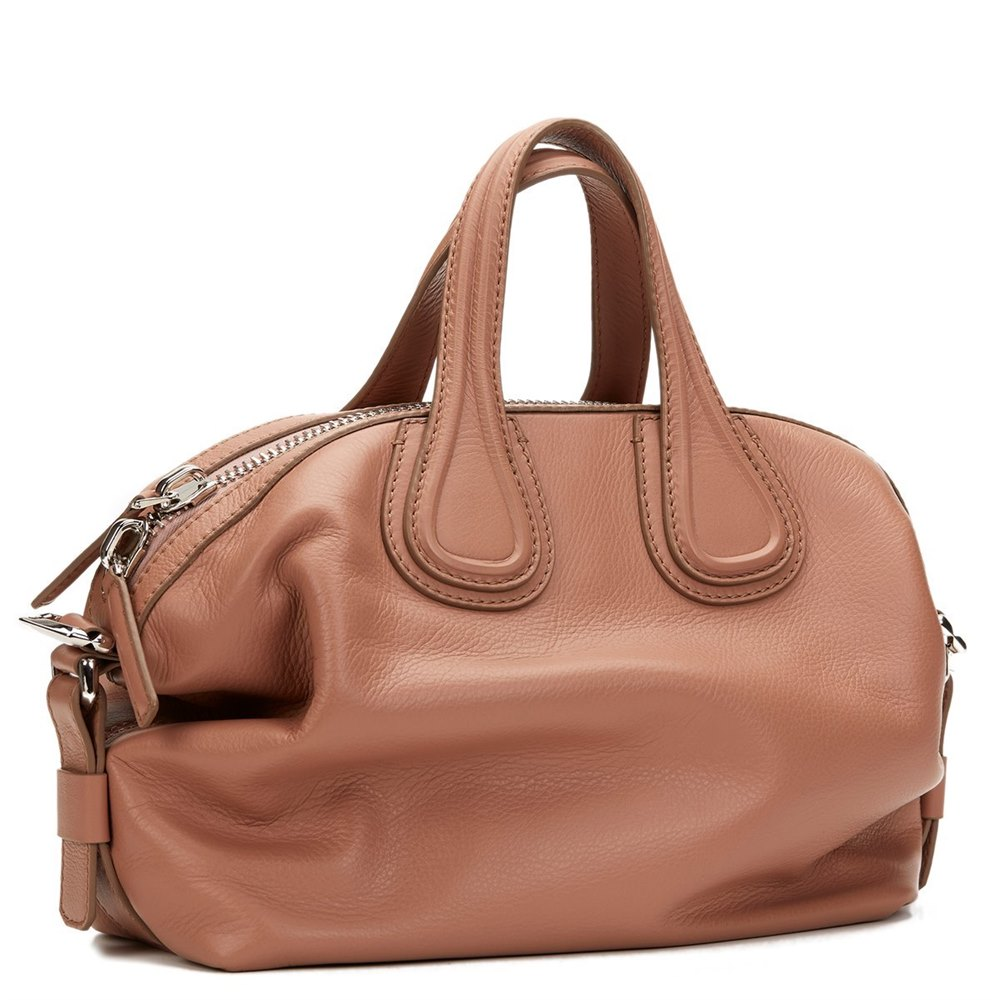 5dc4c30c58 Givenchy Dusty Pink Calfskin Small Nightingale