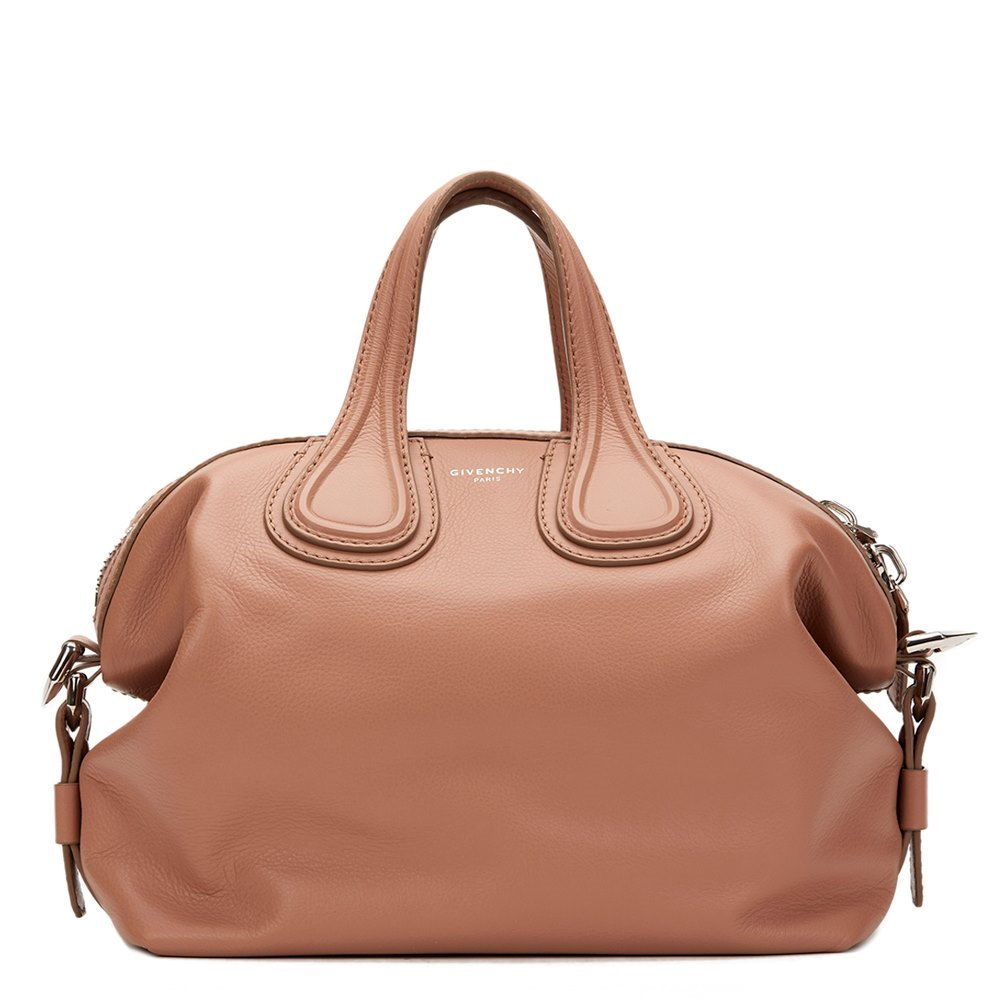 e4fb962537 Givenchy Dusty Pink Calfskin Small Nightingale