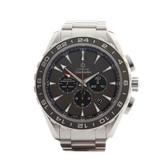 Omega Seamaster Aqua Terra GMT Chronograph 44mm Stainless Steel - 231.13.44.52.06.001