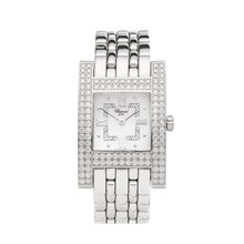 Chopard Your Hour Original Diamond 25mm 18K White Gold - 13/6621