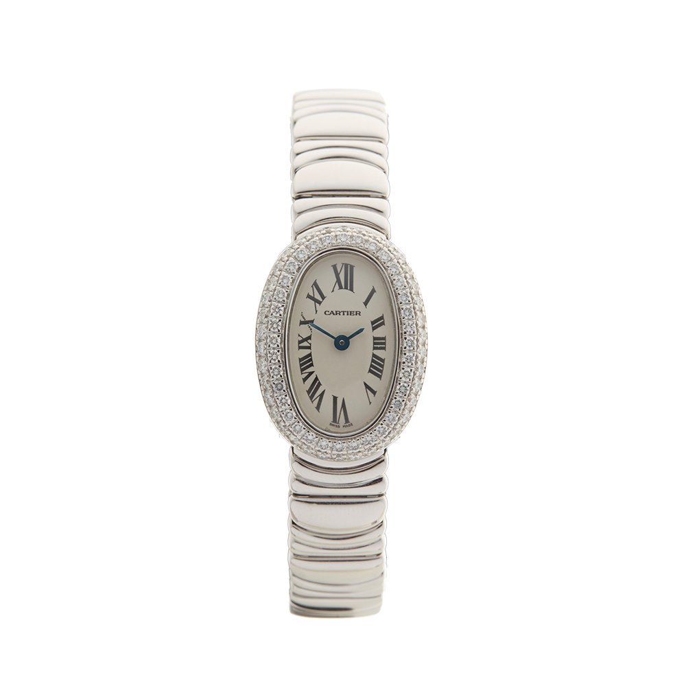 Cartier Baignoire 2369 2000 S W3741 Second Hand Watches Xupes
