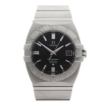 Omega Constellation Double Eagle 40mm Stainless Steel - 1513.51.00