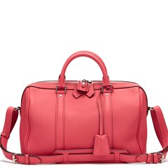 Louis Vuitton Rose Cachemire Leather Sofia Coppola PM
