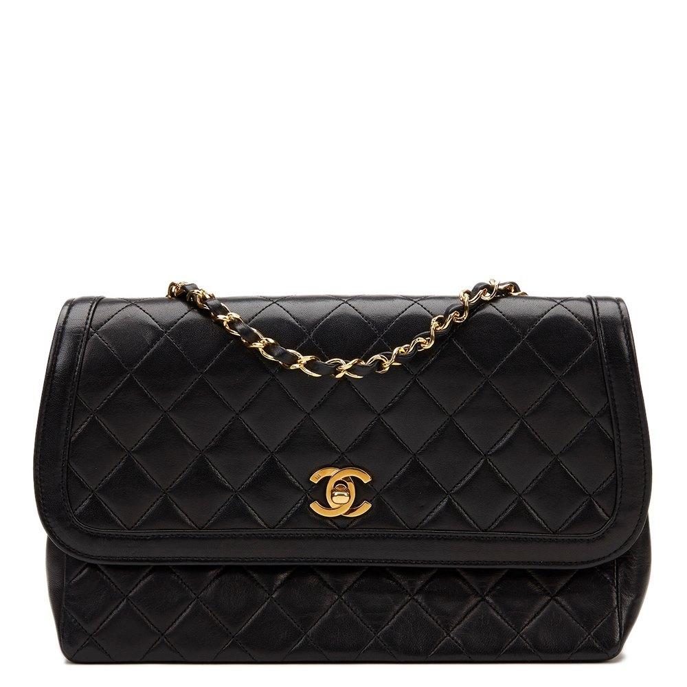 5149f3794c5f Chanel Classic Single Flap Bag 1988 HB897 | Second Hand Handbags