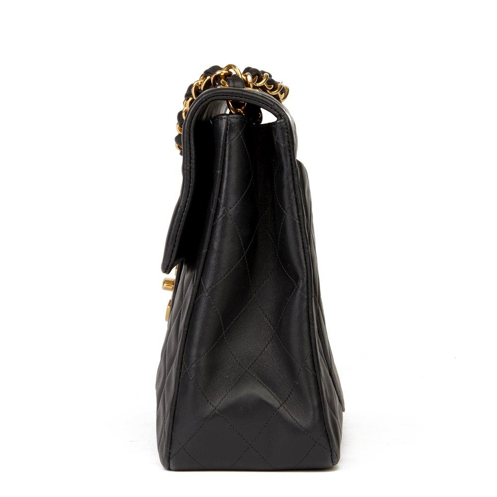 433c0fd1480e Chanel Maxi Jumbo XL Flap Bag 1995 HB908 | Second Hand Handbags
