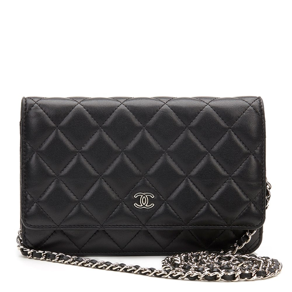 3a413fa5160ad3 Chanel Wallet-on-Chain 2015 HB922 | Second Hand Handbags | Xupes