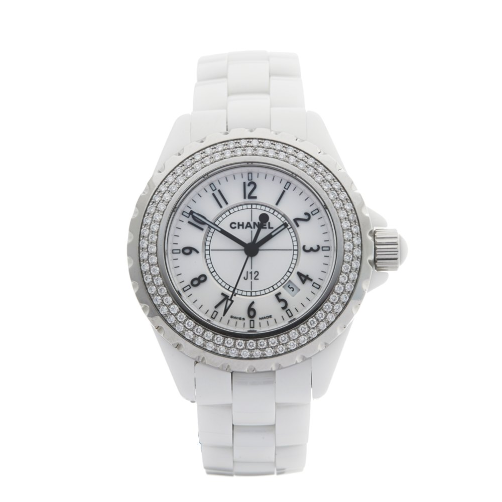 ceramic white youtube watch chanel review watches