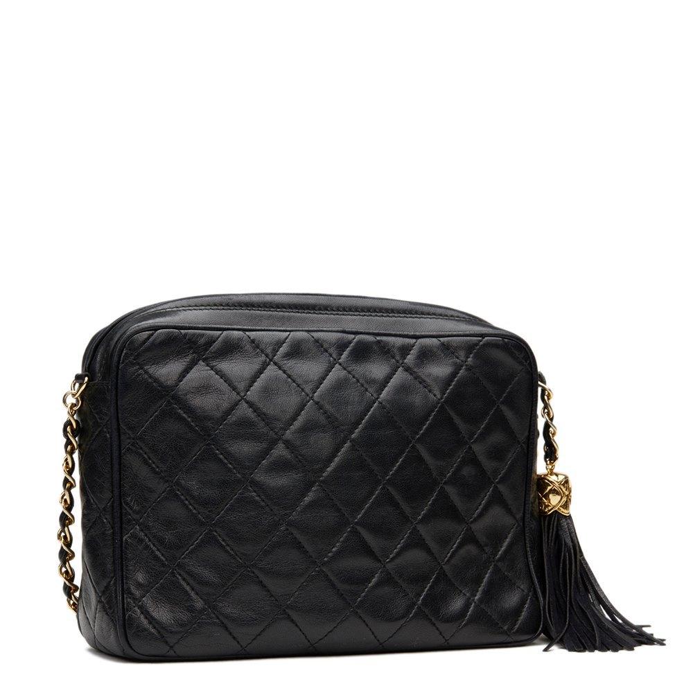 46e6935b6329 Chanel Camera Bag 1990 HB941 | Second Hand Handbags | Xupes
