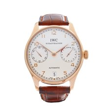IWC Portuguese 42mm 18K Rose Gold - IW500113