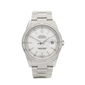Rolex Datejust 36mm Stainless Steel - 16264
