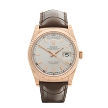 Rolex Day-Date 36mm 18K Rose Gold - 118135
