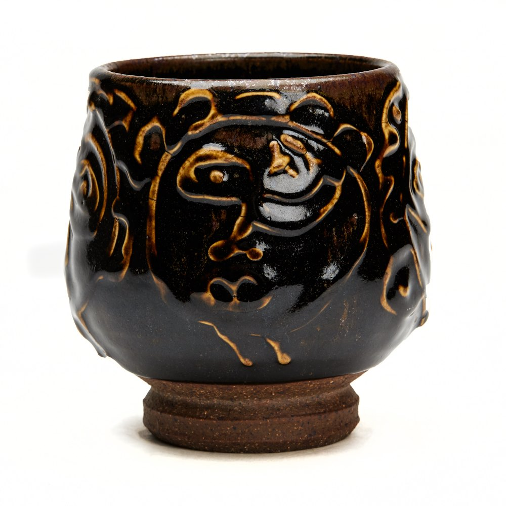 Peter Voulkos Tea Bowl 20th Century