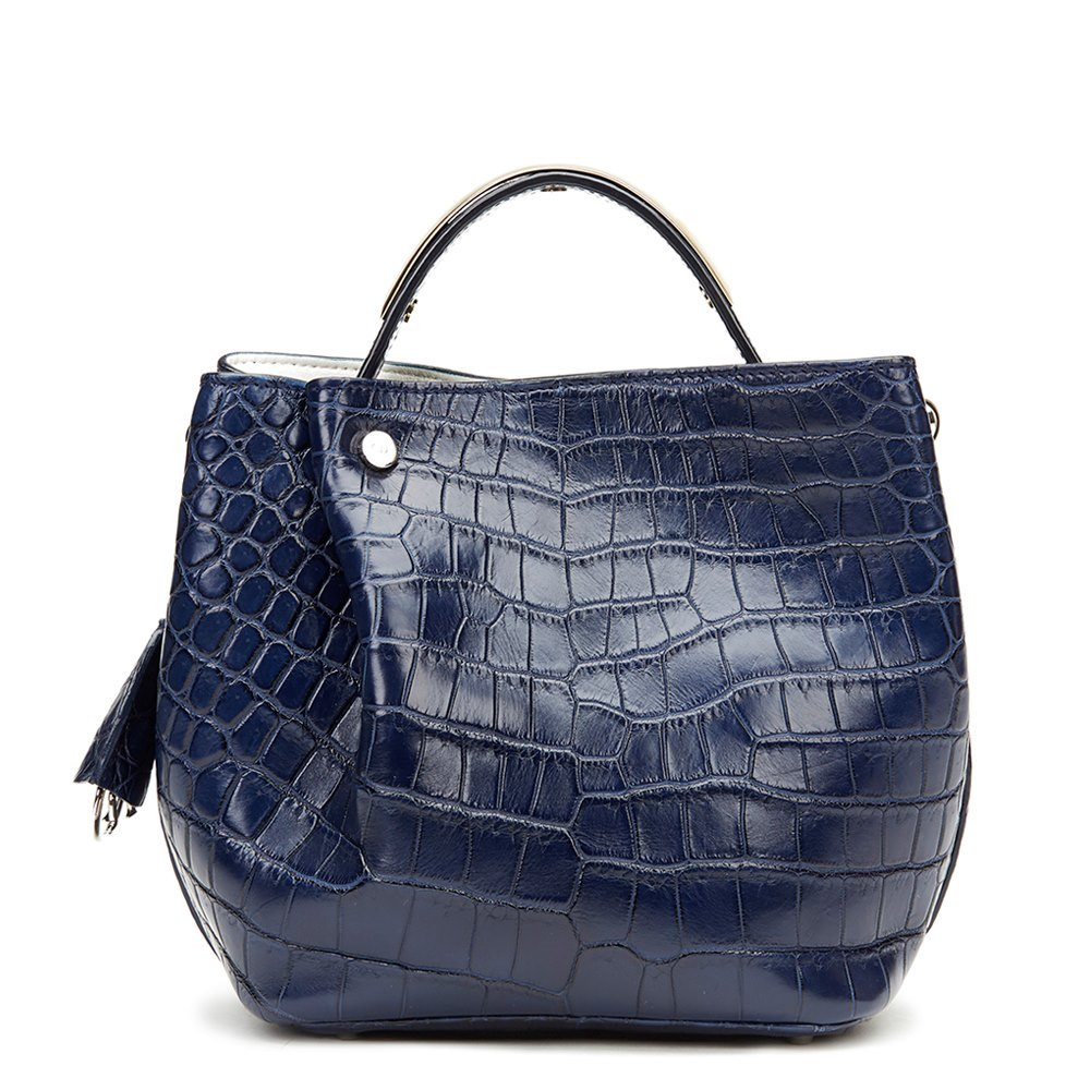 81ec07ab97a Christian Dior Small Diorific Bucket Bag 2014 HB1009 | Second Hand ...