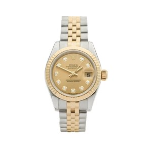 Rolex Datejust 26 26mm Stainless Steel & 18K Yellow Gold - 179173