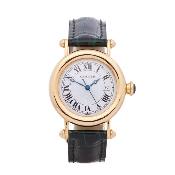 Cartier Diabolo 18k Rose Gold - 1420-0