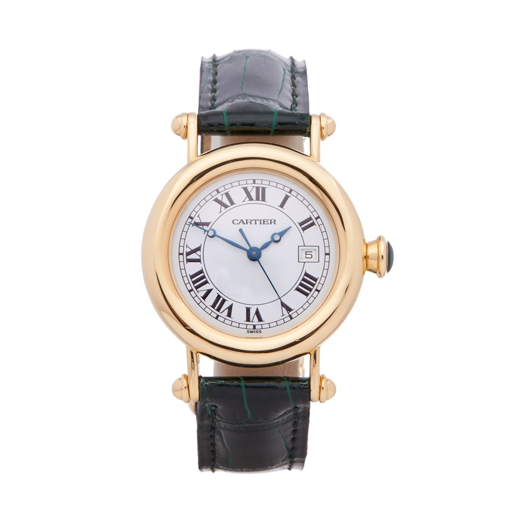 Cartier Diabolo 18k Rose Gold W1515956 or 1420-0