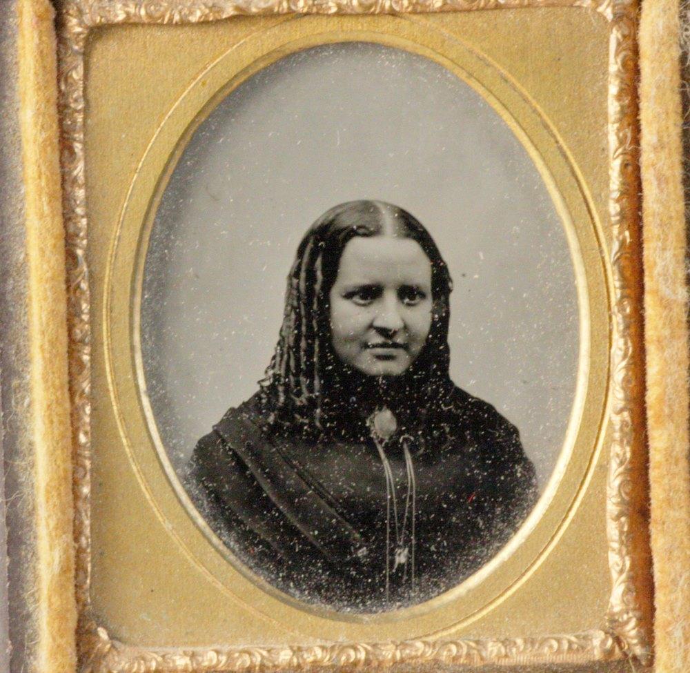 How to Date Old Photos - Daguerreotype Cabinet Card Tintype - Geneal