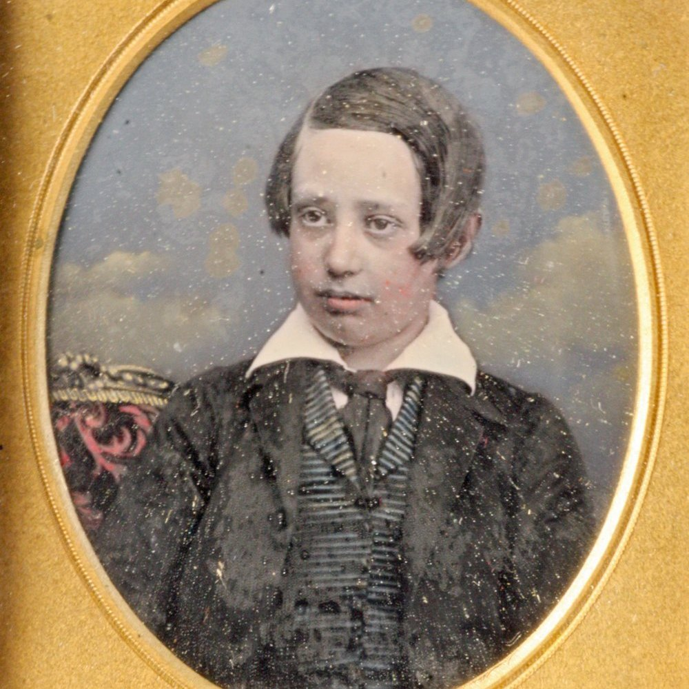 Portrait by the studios of William Edward Kilburn Circa 1839-50