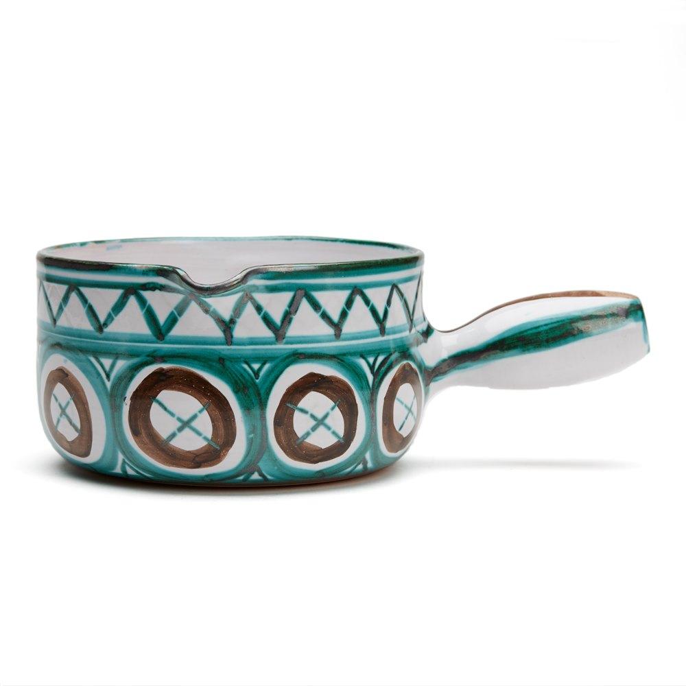 Robert Picault Pottery Bowl 1950's Mid 20th Century