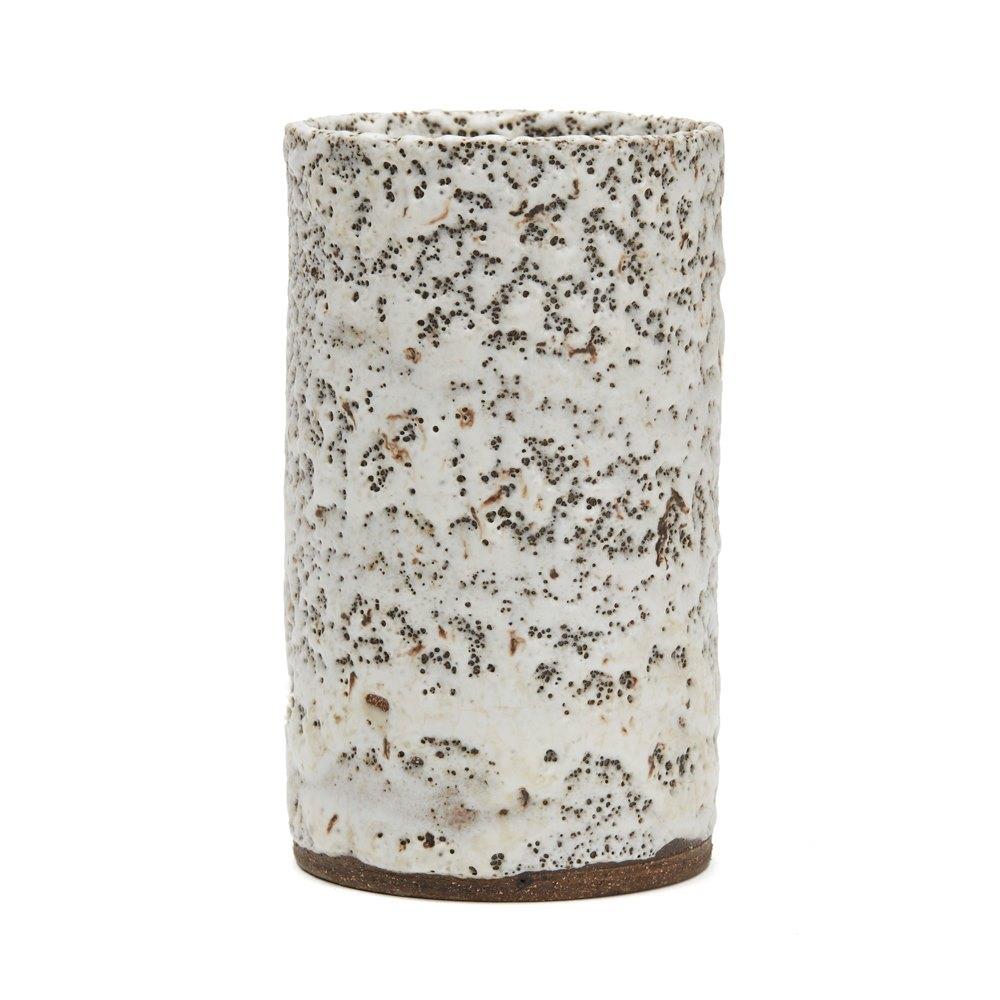 Lucie Rie Stoneware Vase Circa 1960