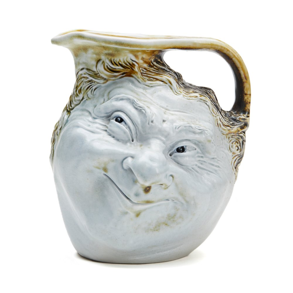 Martin Brothers Jug, Early 20 C. Early 20th Century