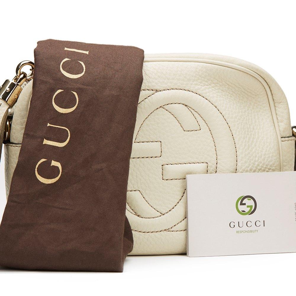 307819d963ba Gucci Soho Disco Bag 2016 HB1072   Second Hand Handbags   Xupes