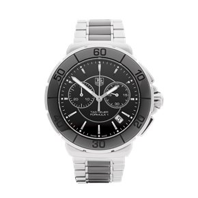 Tag Heuer Formula 1 Chronograph Stainless Steel - CAH1210.BA0862