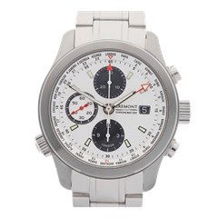 Bremont Worldtimer Chronograph 43mm Stainless Steel - ALT1-WT/WH