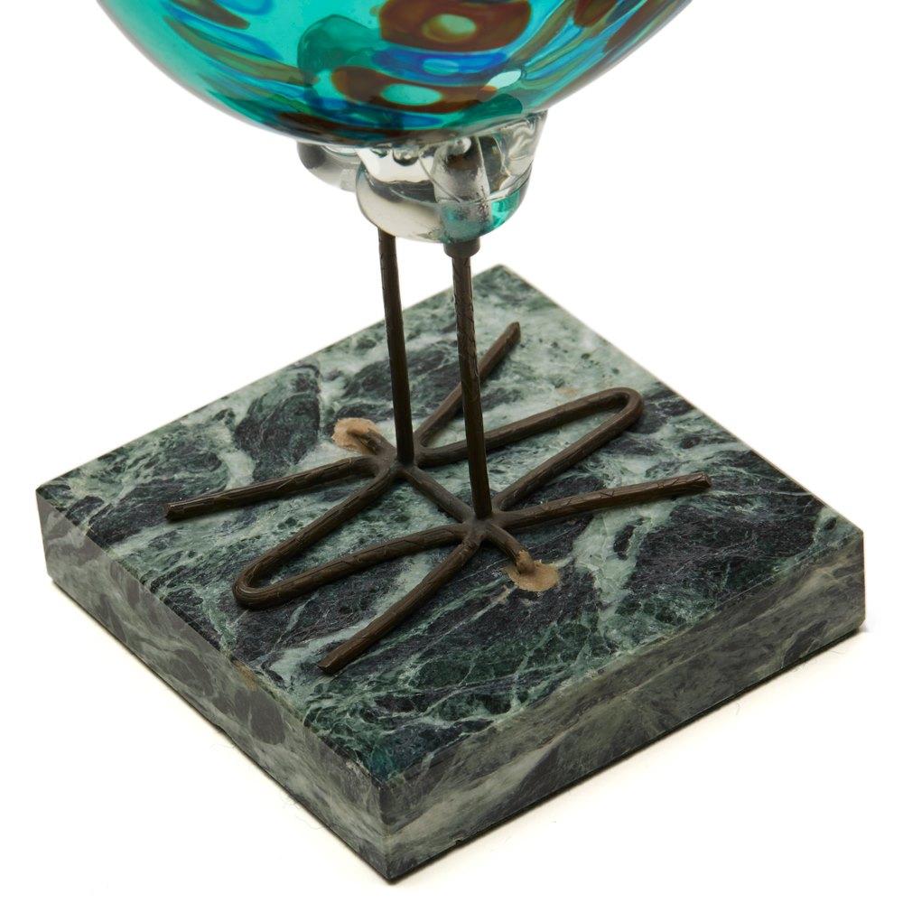 VINTAGE ALESSANDRO PIANON MURANO 'PULCINI' ART GLASS BIRD c.1964 Circa 1964