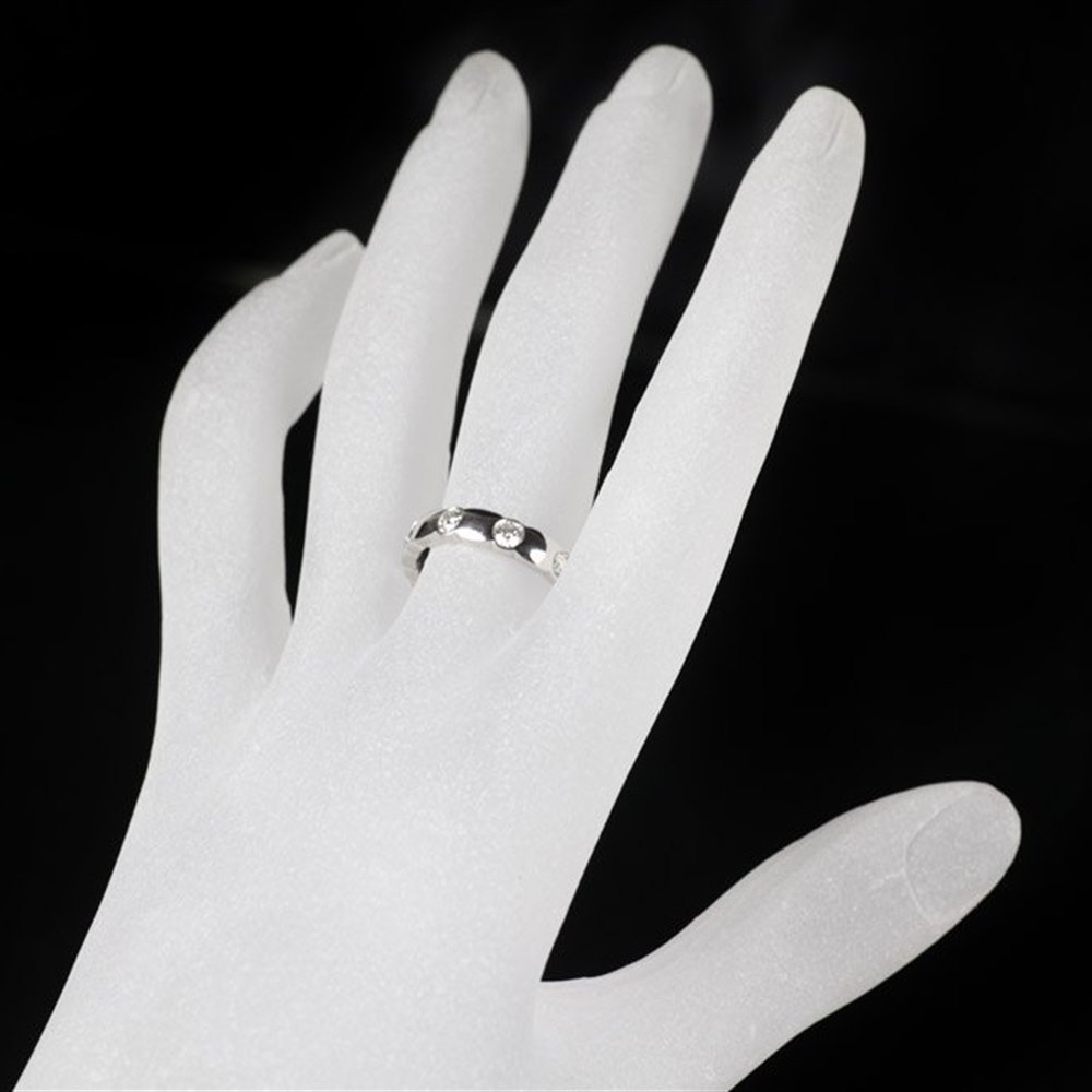Mappin & Webb 5 Diamond 18K Ring