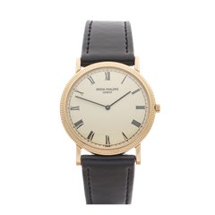 Patek Philippe Calatrava 32mm 18K Yellow Gold