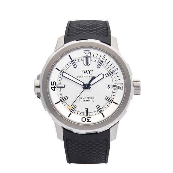 IWC Aquatimer Stainless Steel - IW329003