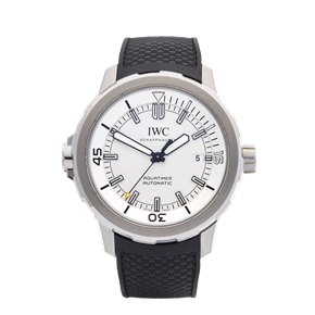 IWC Aquatimer 42mm Stainless Steel - IW329003