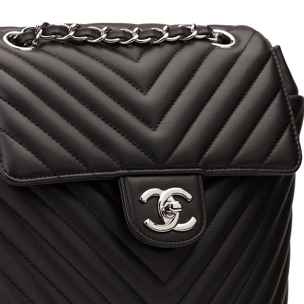 1bf91a31f9e6 Chanel Small Urban Spirit Backpack 2016 HB1112 | Second Hand Handbags