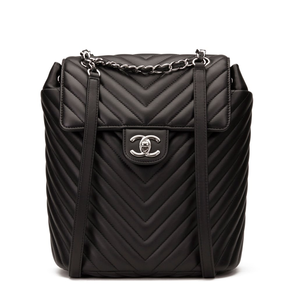 53470bc0ada4 Chanel Small Urban Spirit Backpack 2016 HB1112 | Second Hand Handbags