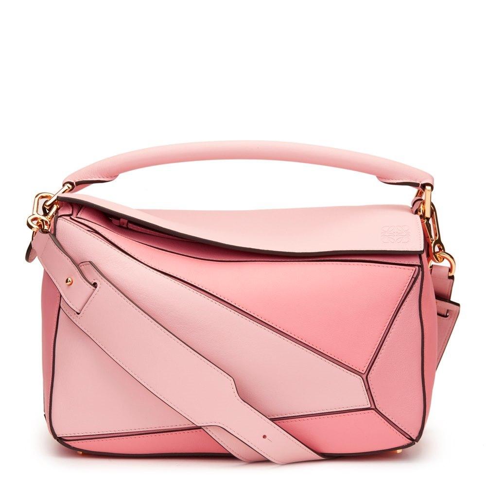 Puzzle Bag Tan - LOEWE