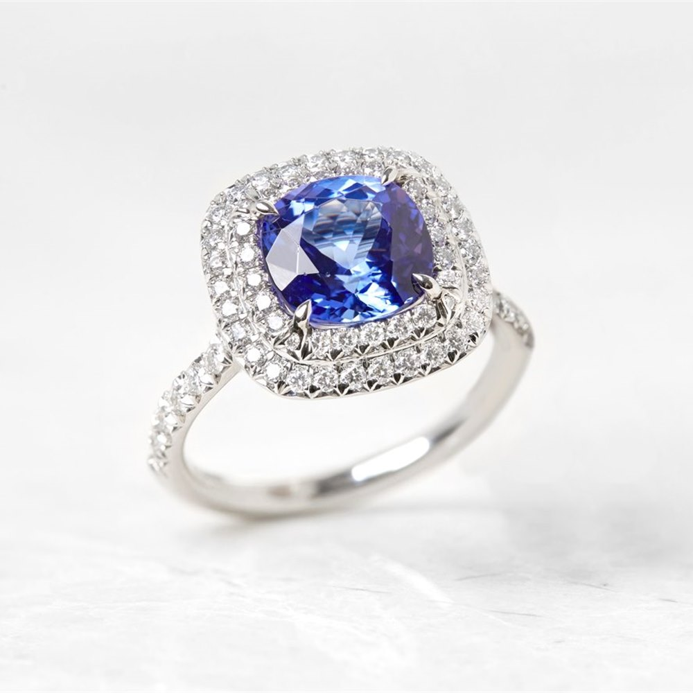Tiffany Tanzanite Ring Price
