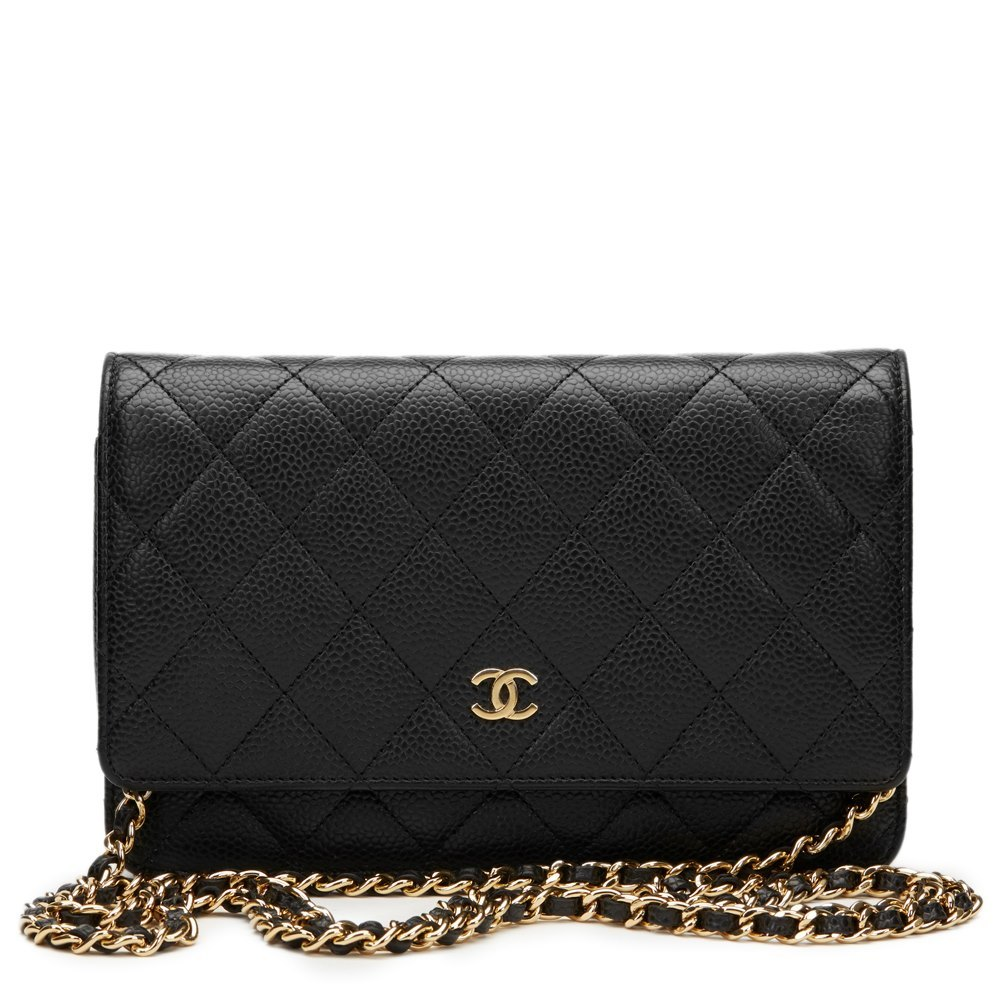 49635988b923 Chanel Wallet-on-Chain 2013 HB1143 | Second Hand Handbags | Xupes