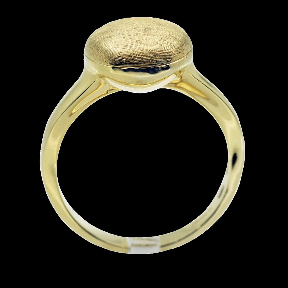 Chimento 18K Yellow Gold Sigilli Ring