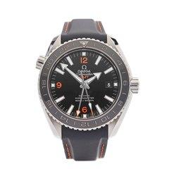 Omega Seamaster Planet Ocean GMT 43mm Stainless Steel - 232.32.44.22.01.002