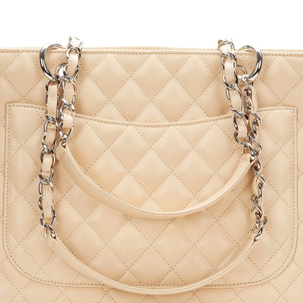 ea37ab454ced Chanel Grand Shopping Tote 2009 HB1179 | Second Hand Handbags