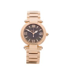 Chopard Imperiale 28mm 18K Rose Gold - 384238-5006