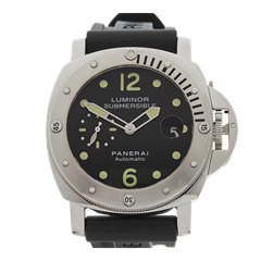 Panerai Luminor Royal Navy Clearance Diver 45mm Stainless Steel - PAM00664